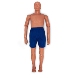 Water Rescue Manikin, Adult, Simulaids