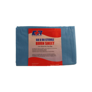 "Disposable Sterile Burn Sheet - 60"" x 90"" - EverReady"