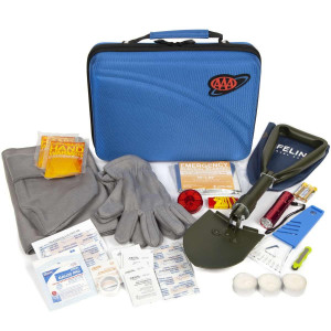 AAA Severe Weather Road Kit - 65 Pieces - AAA