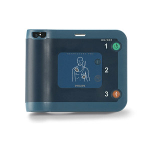 HeartStart FRx Defibrillator with FAA  Aviation Bundle - Philips