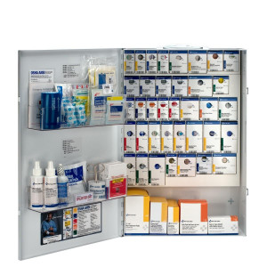 XXL Metal Smart Compliance General Business without Meds, First Aid Only