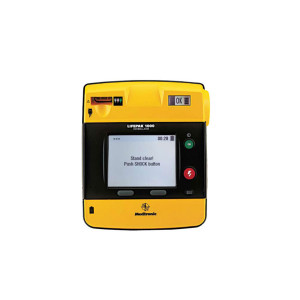 LIFEPAK 1000 defibrillator – ECG Display, 3-wire - Physio-Control