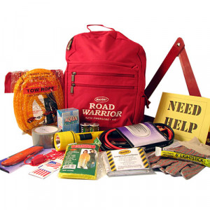 Economy Road Warrior Kit -16 Pieces - Mayday