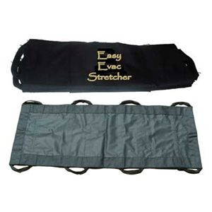 Easy EVAC Roll Stretcher Kit - 13 Pieces - Mayday