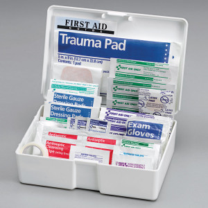 All Purpose First Aid Kit, 81 Pieces - Medium - First Aid Only