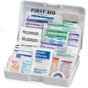 Auto First Aid Kit, 41 Pieces - Medium - First Aid Only