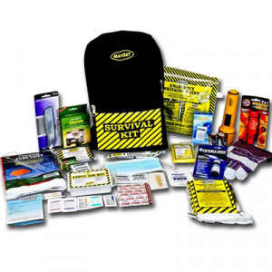 1 Person Deluxe Emergency Backpack Kit - Mayday