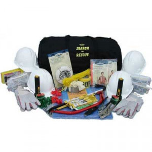 4 Person Deluxe Search & Rescue - Mayday