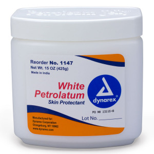 Petroleum Jelly, 15 oz - Dynarex