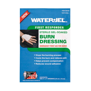 "Water Jel Burn Dressing, 4""x4"" - Water-Jel"