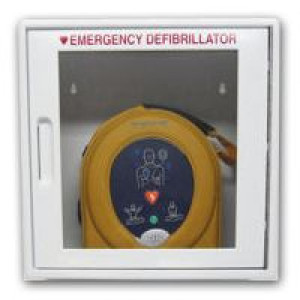 Wall Cabinet for samaritan® PAD with Alarm Module - HeartSine