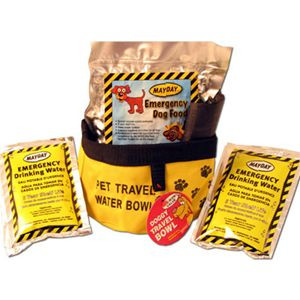 Travel Kit for Pet - Mayday