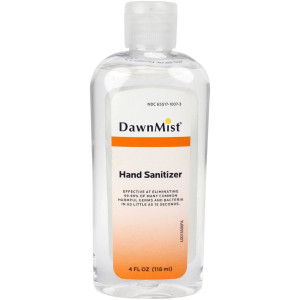 Generic Hand Sanitizer 4 oz. - Value Brand