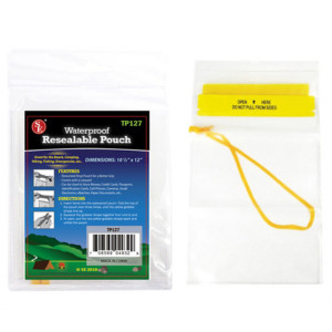 """Waterproof Utility Pouch - 10.5"""" x 12"""" - Mayday"""