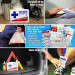 Example of how this 25 Person First Aid Kit is idea for a home, automobile, or office