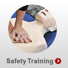 We've been offering First Aid Training, CPR Training, and over 100 OSHA Safety Training topics for almost a quarter century now. So how may we assist you today?  Want to check out our courses? Click Here