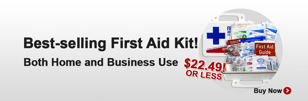 ACTs Best Seller First Aid Kit URG-3681