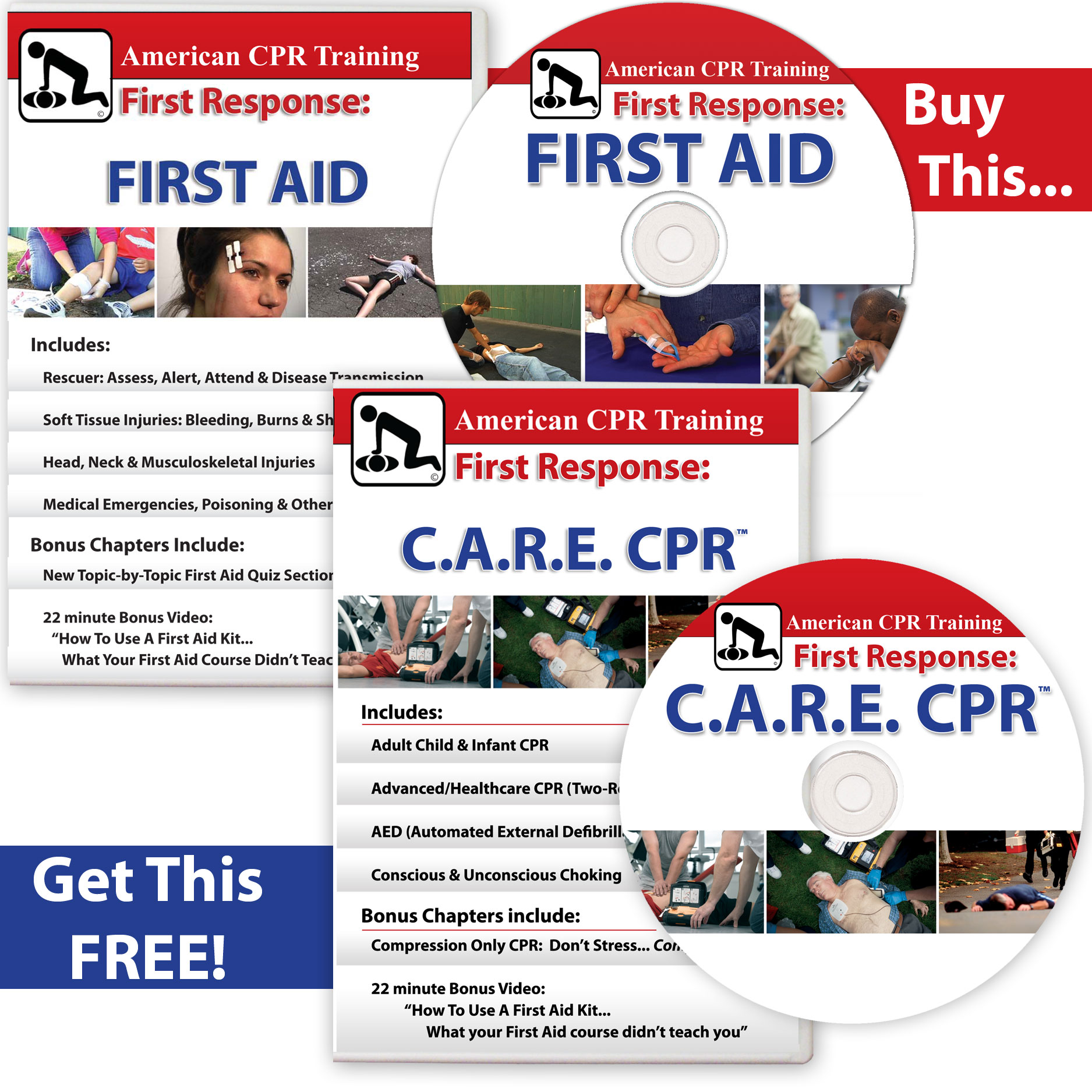 American cpr training safety training videos cpr videos graphic of the first aid video dvd xflitez Gallery