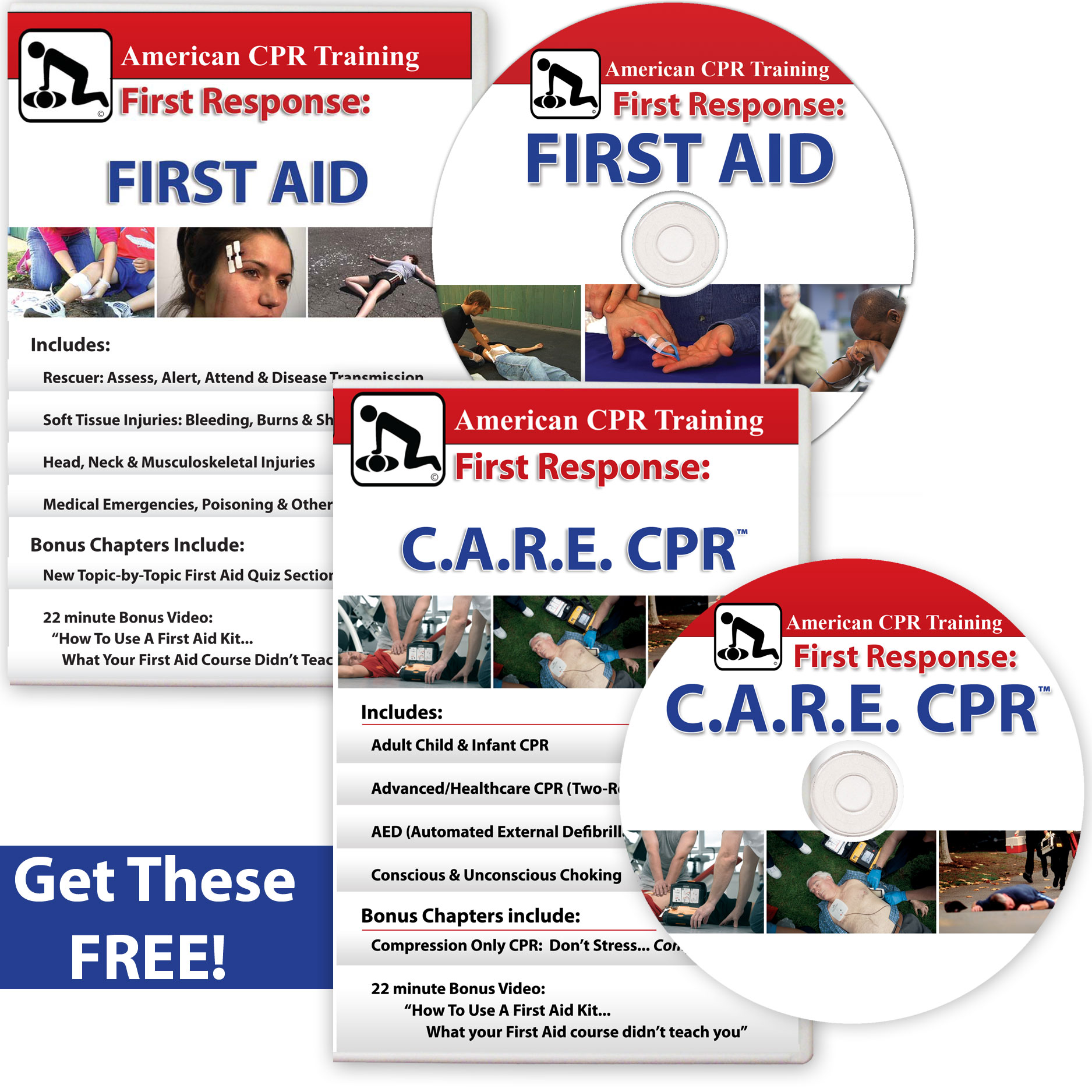 American Cpr Training National Preparedness Month Special Offers