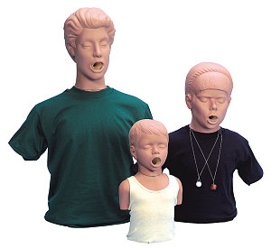 Choking CPR Manikins