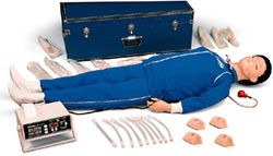 CPARLENE® Advanced CPR Manikins