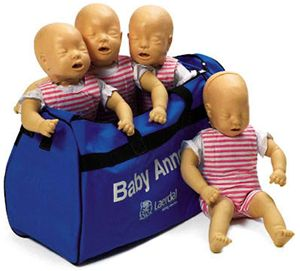 Baby Anne™ by Laerdal