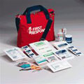 Trauma Responder Pack & Deluxe Pack. Responder Kit, START II Trauma Kit & 50-1,000+ Person FirstAid Trauma Medi Kits.