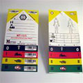 Triage Tags, Tarps & Clipboard, Incident Command & Triage on Wheels, Triage Tape: Minor, Morgue, Delayed, Immediate.
