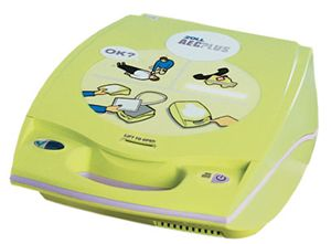 Image of an AED.