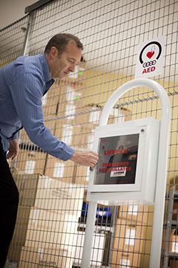 Automated External Defibrillator Training
